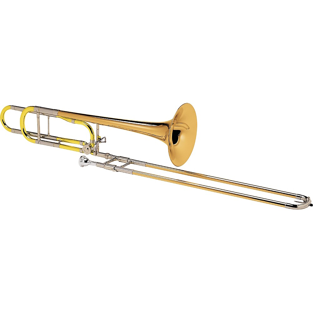 Conn 88HO Symphony Series F Attachment Trombone Lacquer Rose Brass Bell by Conn