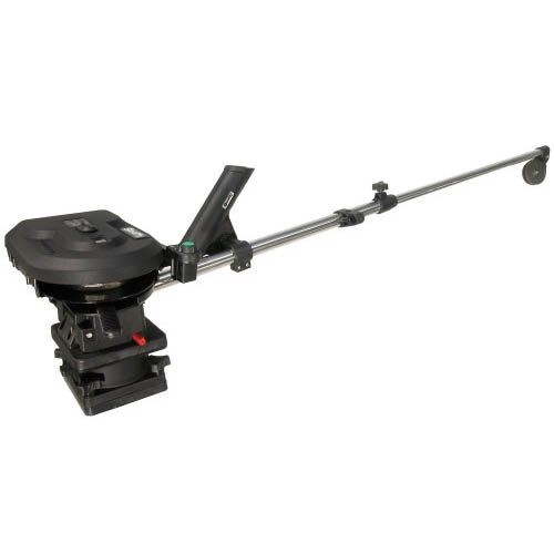 Scotty Depthpower 60in Telescoping Boom with Rod Holder by Scotty Fishing
