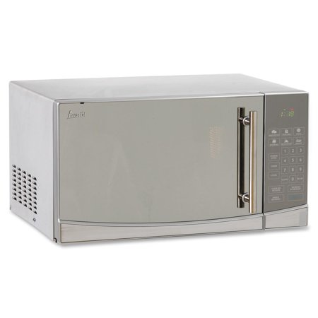Avanti 1.1 Cubic Foot Capacity Stainless Steel Touch Microwave Oven, 1000