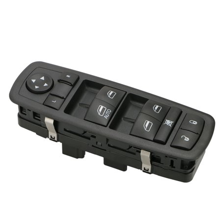 New Gm Power Window Switch - Master Power Window Switch Driver Side Window Switch for Dodge Nitro and Jeep Liberty 2008, 2009, 2010, 2011, 2012