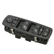 Master Power Window Switch Driver Side Window Switch for Dodge Nitro and Jeep Liberty 2008, 2009, 2010, 2011, 2012