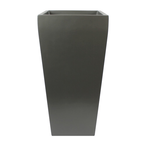 Root and Stock Windsor Tall Fiberglass Pot Planter by Root and Stock