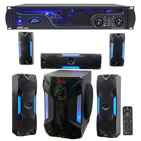 peavey ipr2 3000 class d pro power amplifier 3 000 watt amp home theater system. Black Bedroom Furniture Sets. Home Design Ideas