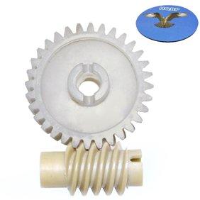 Hqrp Drive And Worm Gear Kit For Craftsman 13953635srt 13953628srt1 13953629srt 13953629srt1 13953628srt 13953632sr Garage Door Opener Access System Hqrp Coaster Walmart Com Walmart Com