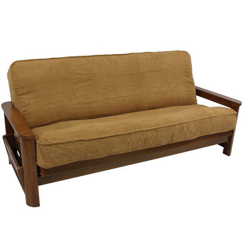 Blazing Needles Futon Slipcover