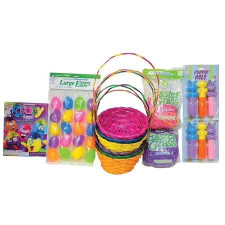 EASTER BASKET DELUXE KIT - Pre Made Easter Baskets