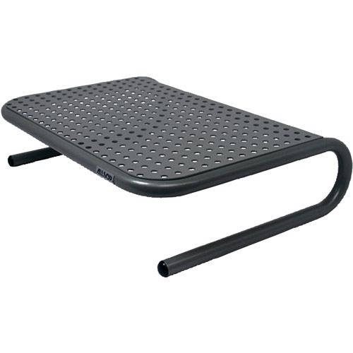 Allsop Metal Art Jr. Monitor Stand, Black