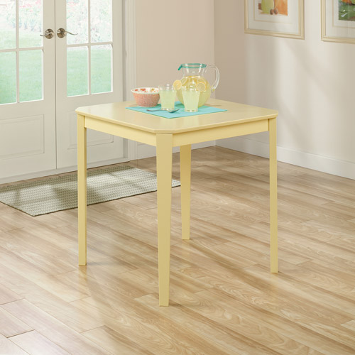 Sauder Original Cottage Dinette Table, Multiple Colors