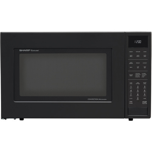 Sharp 25'' 1.5 cu.ft. Countertop Microwave