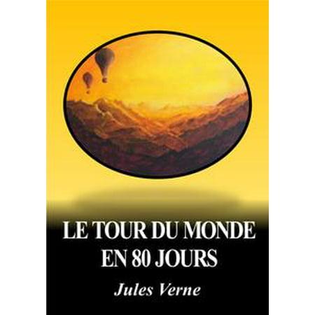 Tour Lies - LE TOUR DU MONDE EN 80 JOURS - eBook