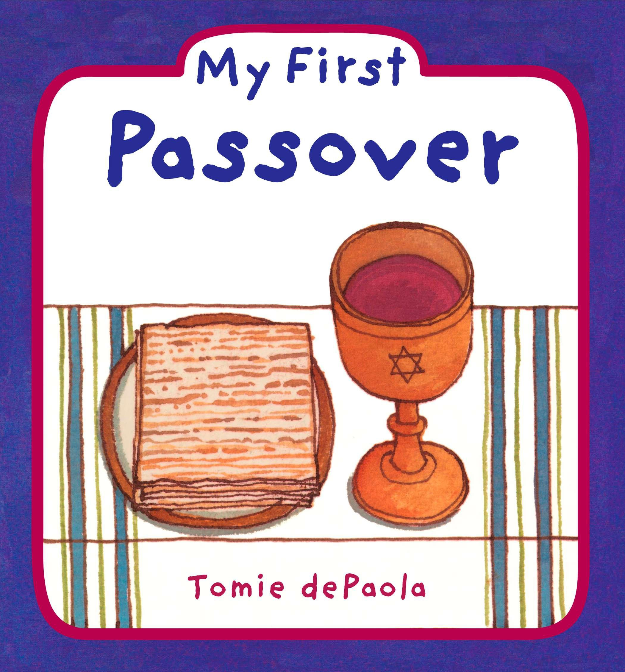 My 1st Passover (Board Book)