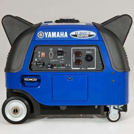 Yamaha EF3000iS 3,000 Watt Gas Powered Portable RV Power Inverter