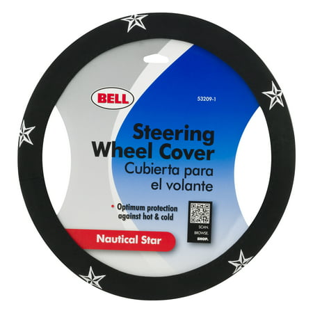 Bell Steering Wheel Cover Nautical Star, 1.0 CT