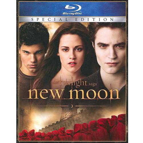The Twilight Saga: New Moon (Blu-ray) (Widescreen)
