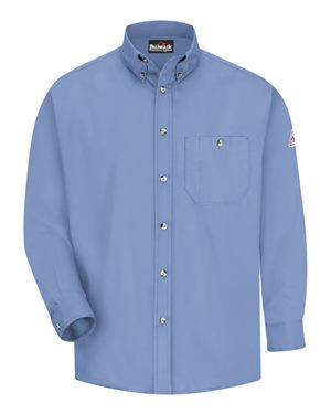 Bulwark Dress Shirt S Light Blue