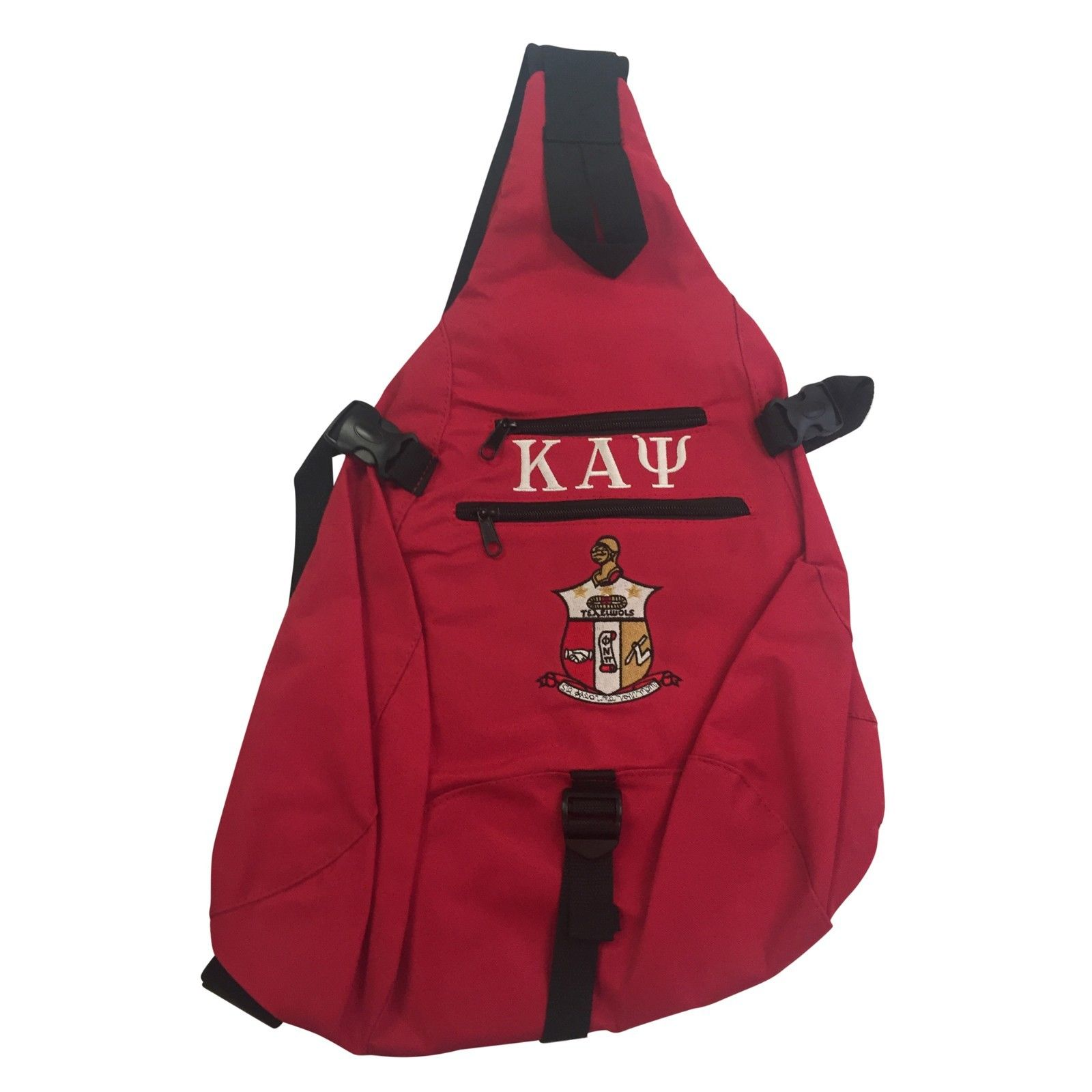 Kappa Alpha Psi Sling Backpack (BD)