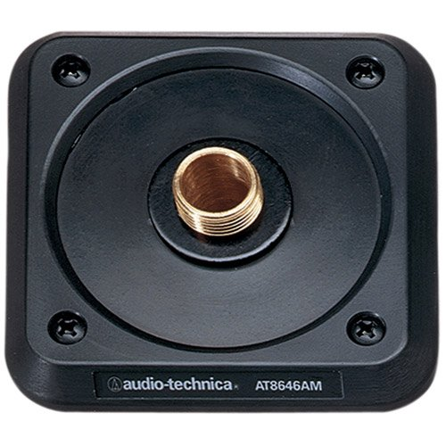 Audio-Technica Microphone Shock Mount Plate AT8646AM by Audio Technica