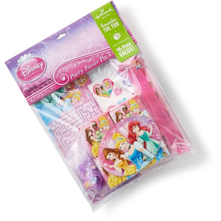 Disney Princess Baby Shower (Disney Princess 'Very Important Princess' Favor Pack)