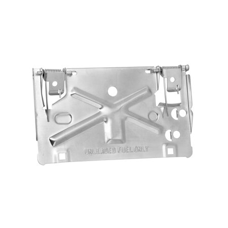 Fold Down License Plate Holder (Draw-Tite 49802 Fold Down License Plate Holder)