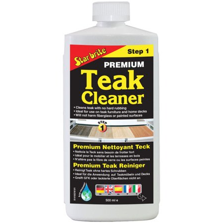 Star Brite 81416 Teak Cleaner, 16-oz. ()
