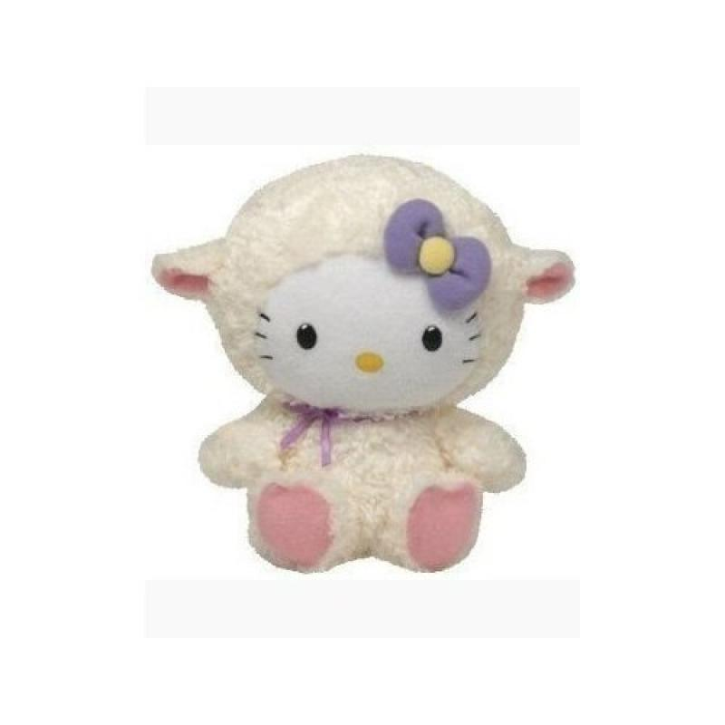 Ty Beanie Buddies Hello Kitty Lamb Suit (Large) by TY