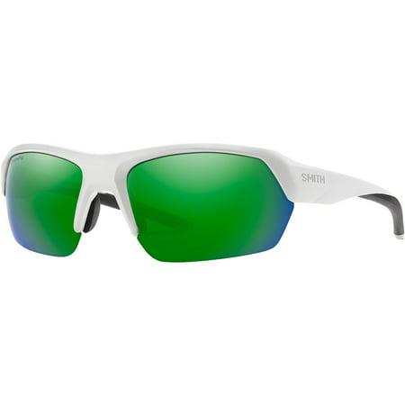 Smith SMT Tempo Sunglasses 06HT White Crystal (White Smith Sunglasses)