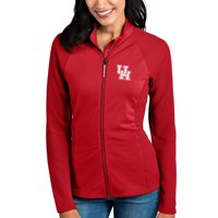 Houston Cougars Antigua Women's Sonar Full-Zip Jacket - Red