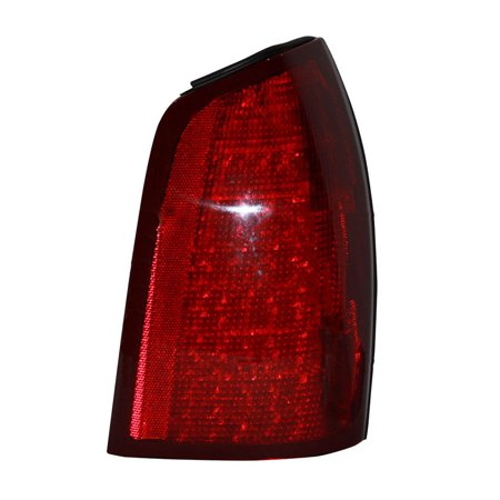 Cadillac Deville Left Tail Light (NEW RIGHT TAIL LIGHT FITS CADILLAC DEVILLE 2000-2005 GM2801181)