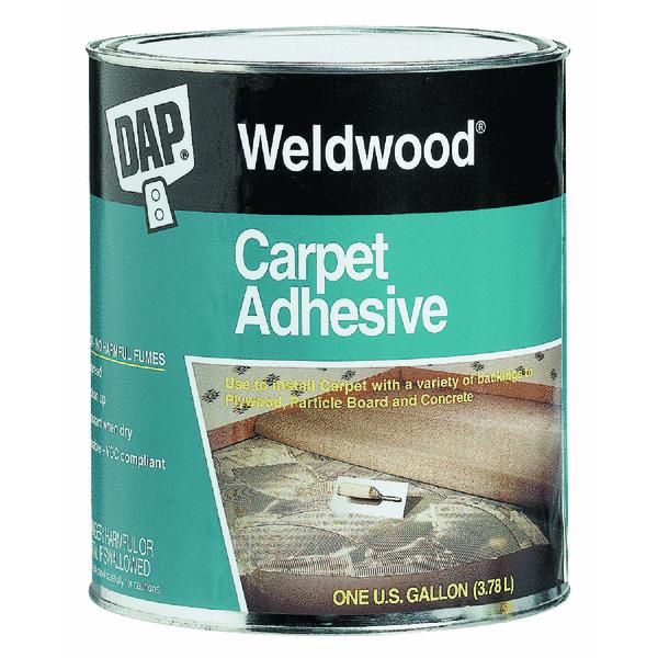 Dap 00186 1 Gallon Weldwood?? Latex Carpet Cement