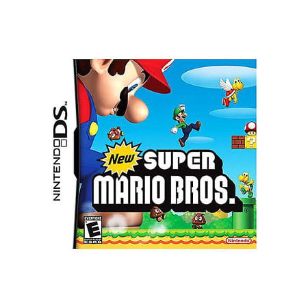 New Super Mario Bros. - Nintendo Ds (Refurbished) CO Cartridge only ()