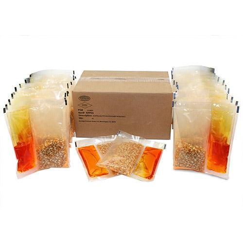 Nostalgia Electrics 24-Count Popcorn, Oil & Seasoning Kit, KPP24