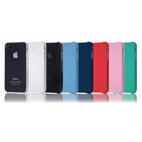 Simplism Crystal Cover Case for iPhone