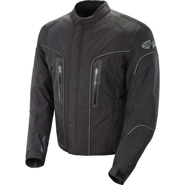 Joe Rocket Alter Ego 3.0 Mens Black Textile Jacket