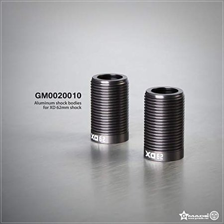 Gmade 0020010 Aluminum Shock Bodies for XD 62mm Shock - image 1 of 1