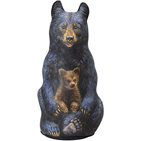 Black Bear Doorstop, Decorative Doorstopper, Animal Door Stop - image 1 of 1