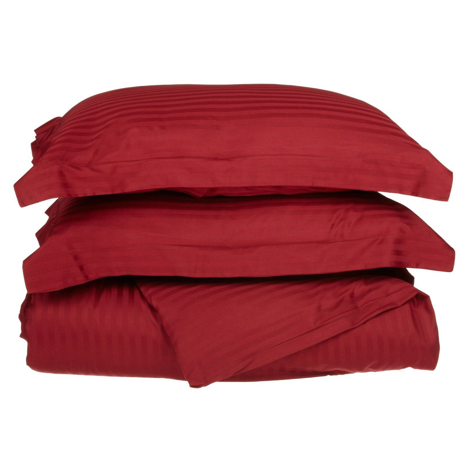 Vanessa Collection 1500 Series Microfiber Wrinkle Resistant Stripe Duvet Cover Set by Superior