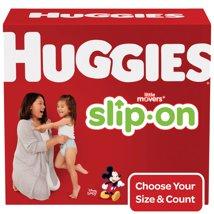 Huggies Little Movers Slip On