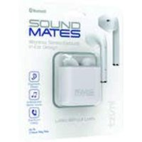 Tzumi 6121 Sound Mates With Wireless Chrging