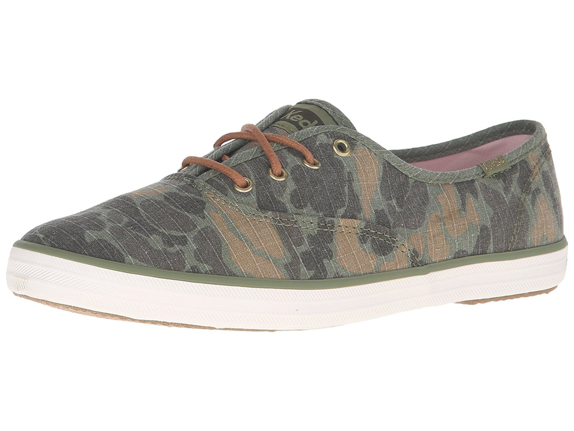 Keds Women's Champion Camo Ripstop Fashion Sneaker by Keds