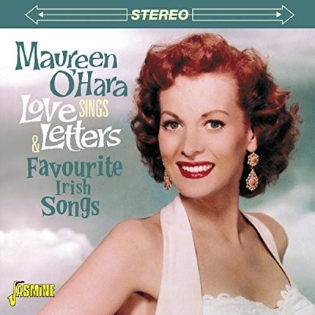 Sings Love Letters & Favourite Irish Songs (CD)