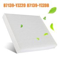 EEEkit Cabin Air Filter Replacement for 87139-YZZ08, 87139-50100, 87139-YZZ10, 87139-YZZ20