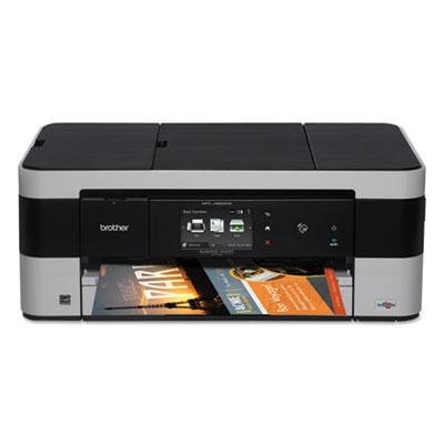 Brother Business Smart MFC-J4620DW Color Multifunction Inkjet Printer by Brother
