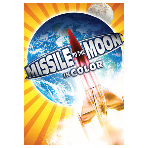 Missile to the Moon (In Color) (1959)