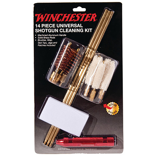 Winchester Universal Shotgun Cleaning Kit, 14pc