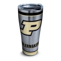 NCAA Purdue Boilermakers Tradition 30 oz Stainless Steel Tumbler with lid