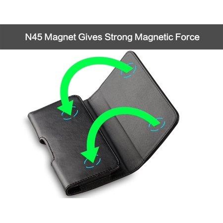 Google Pixel Wallet Case, Pu Leather Magnetic Fold