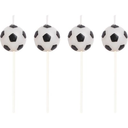 - Access Sports Fanatic Soccer Candles Molded Pick Sets, 4 Ct