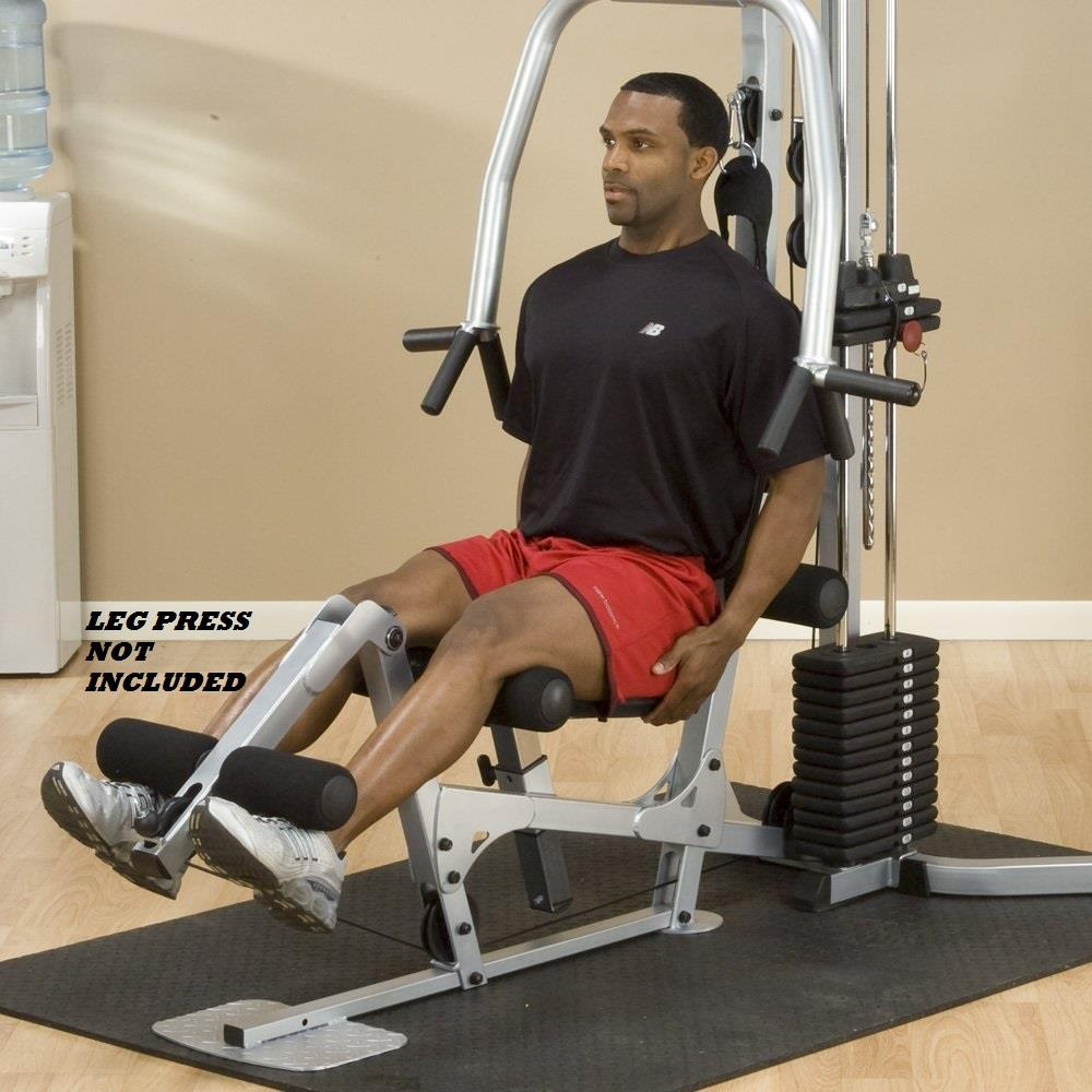 Body Solid Powerline BSG10X Home Gym (Leg Press Not Included)