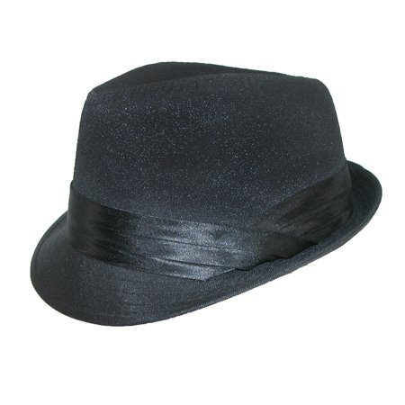 Kenny K Men's Wedding Dress Formal Fedora Hat