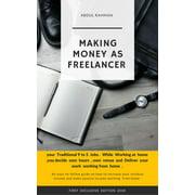 Making Money as Freelancer - eBook